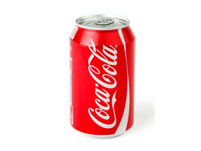Coca Cola 0,33л
