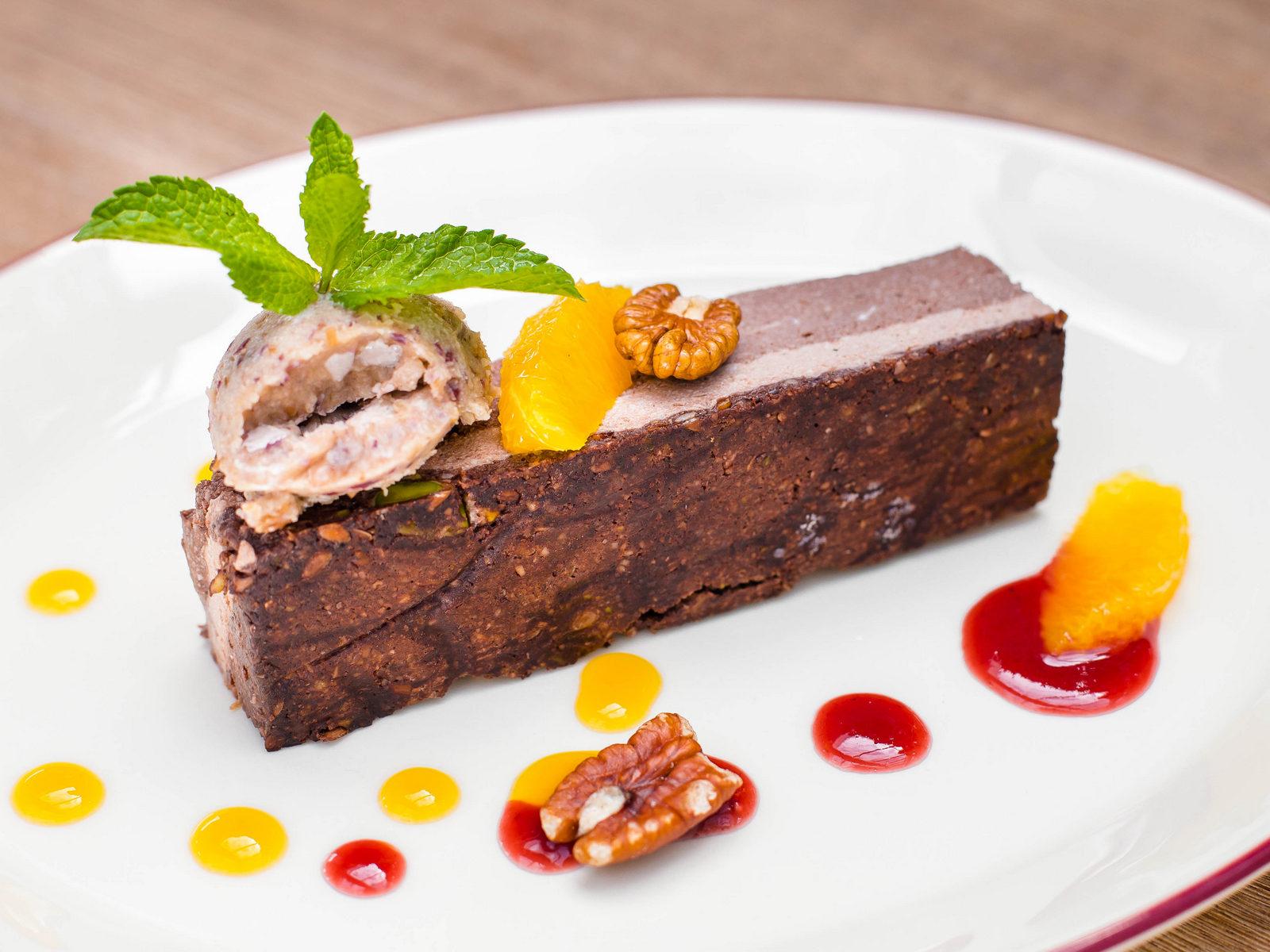 Шоколадный маркиз