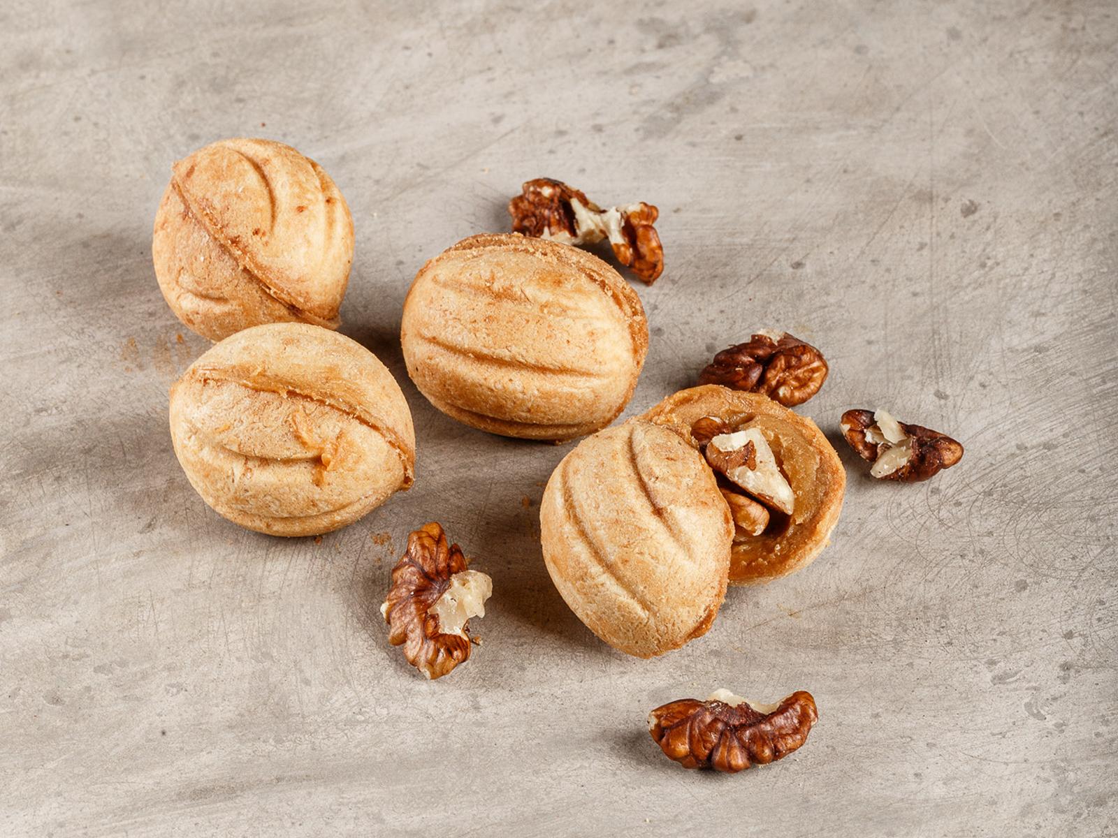 Домашние орешки