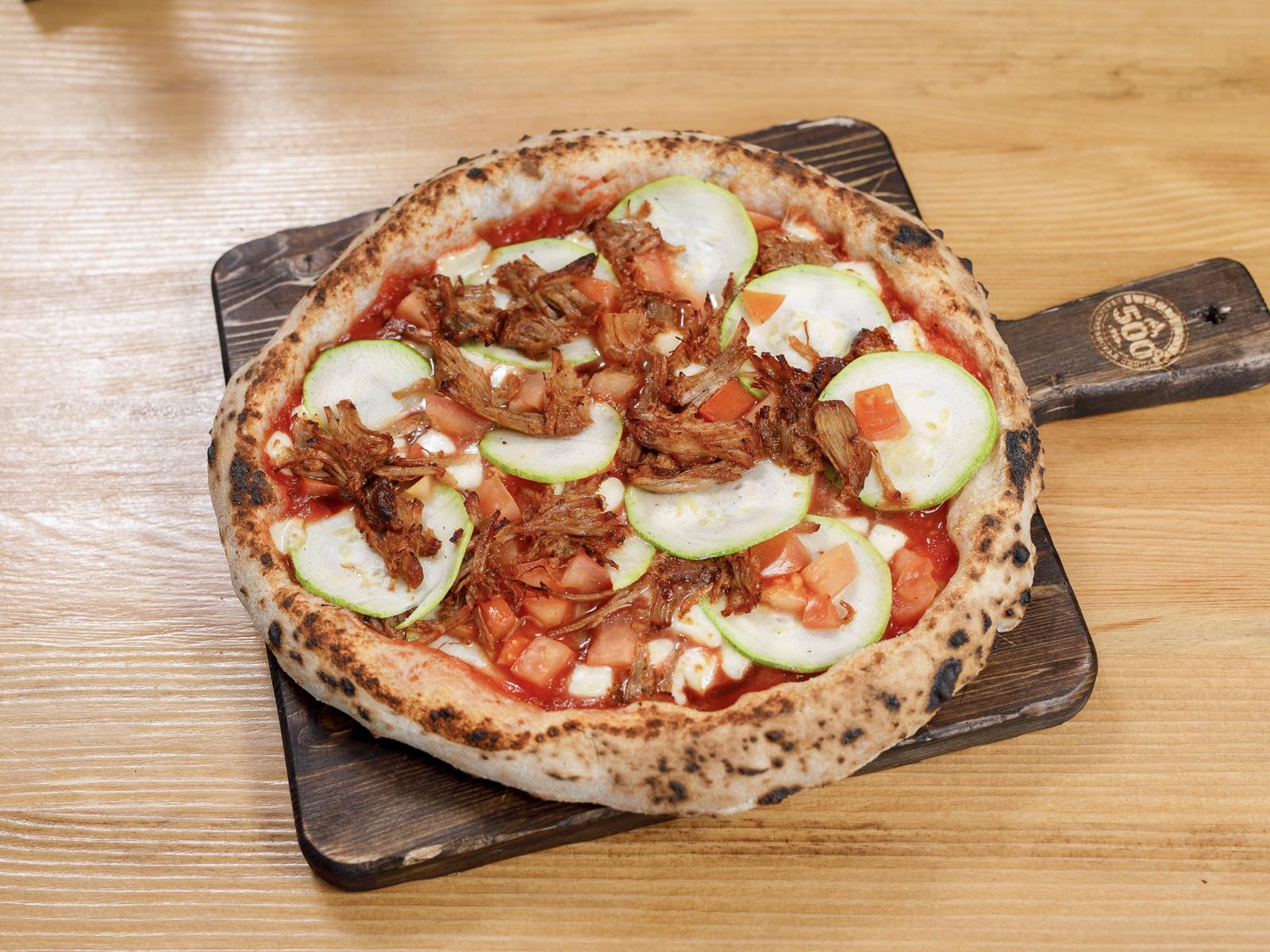 Пицца Рёбрышки барбекю