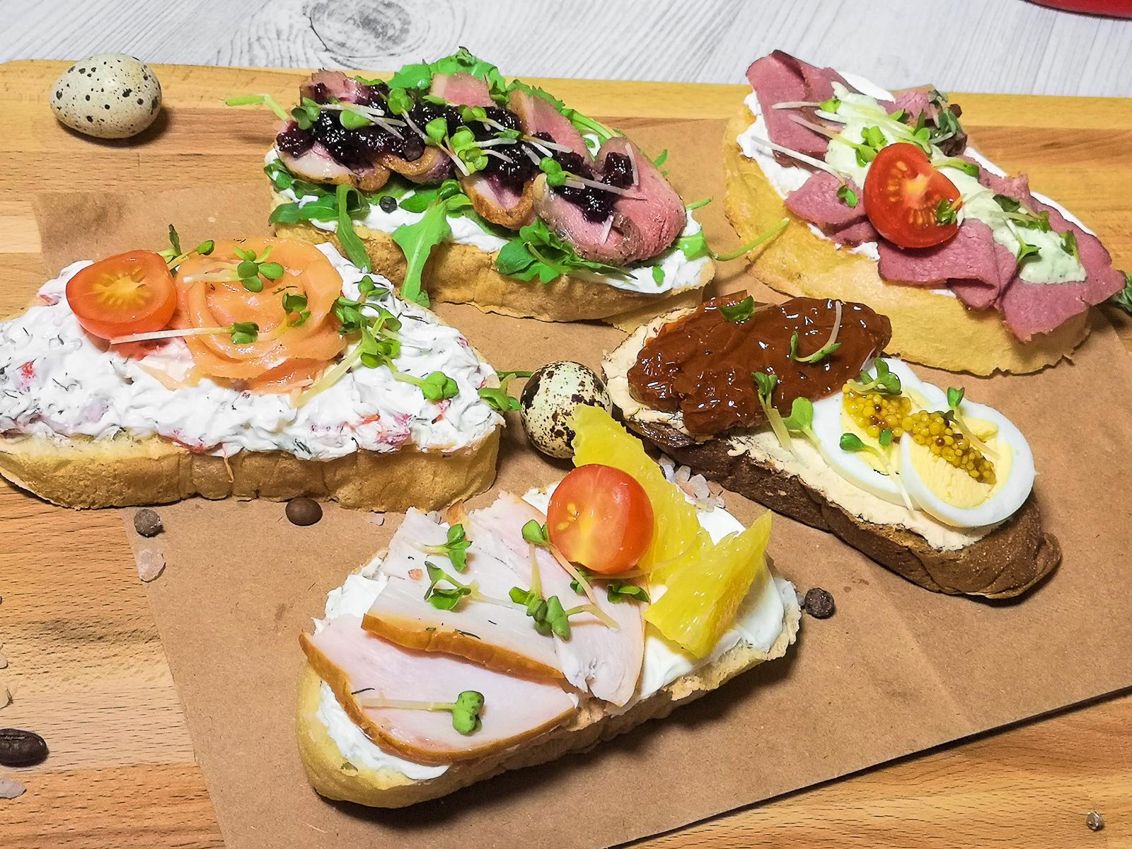 Сет бутербродный Прекрасный выбор