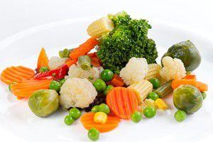 Смесь овощная на пару