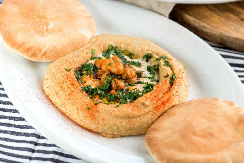 Хумус традиционный