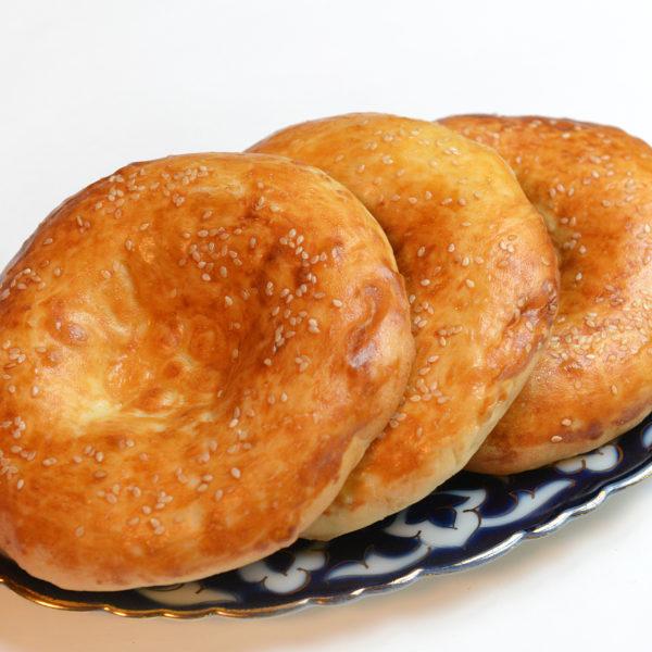 Лепешки узбекские