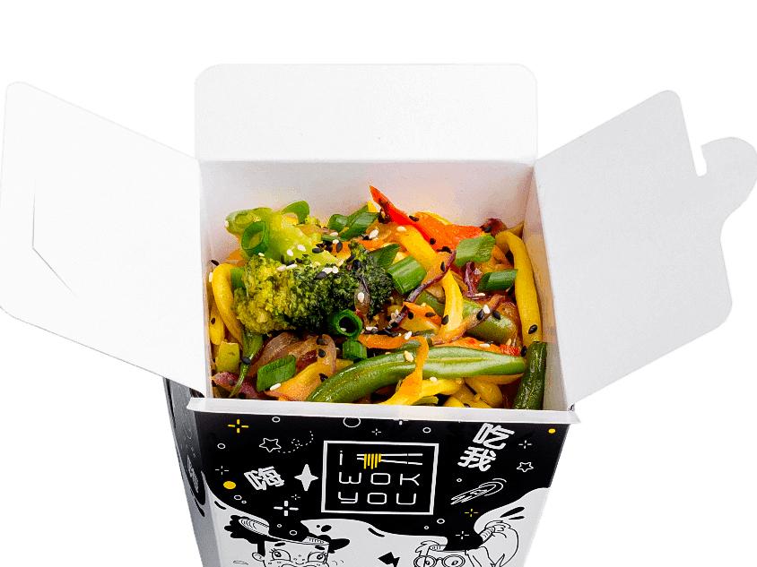Овощи в соусе Том Ям