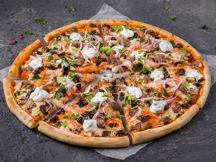 Пицца Пиковая дама