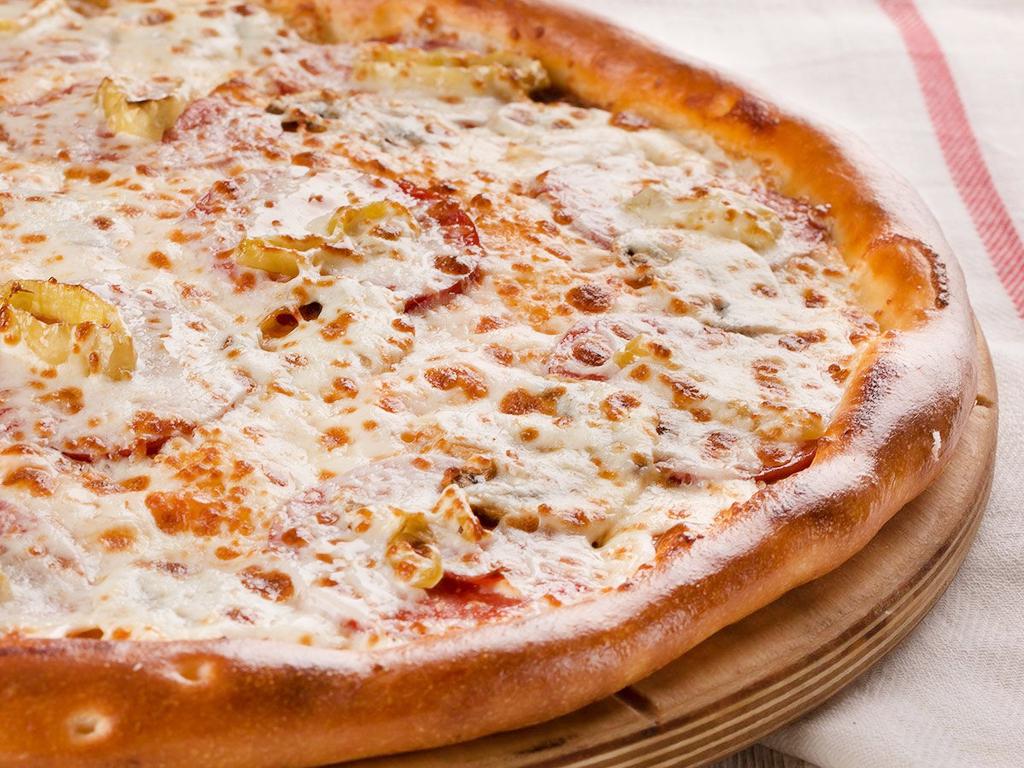 Пицца По-деревенски