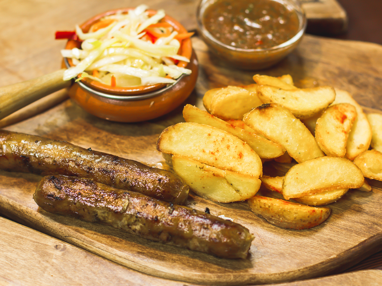 Колбаски Тирольские