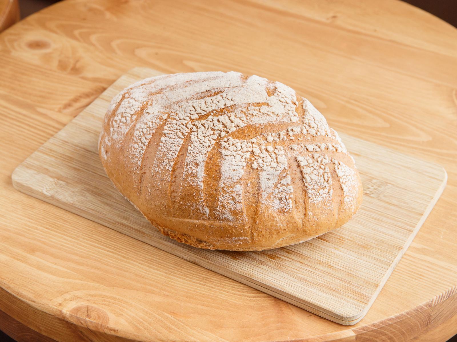 Хлеб с полбой