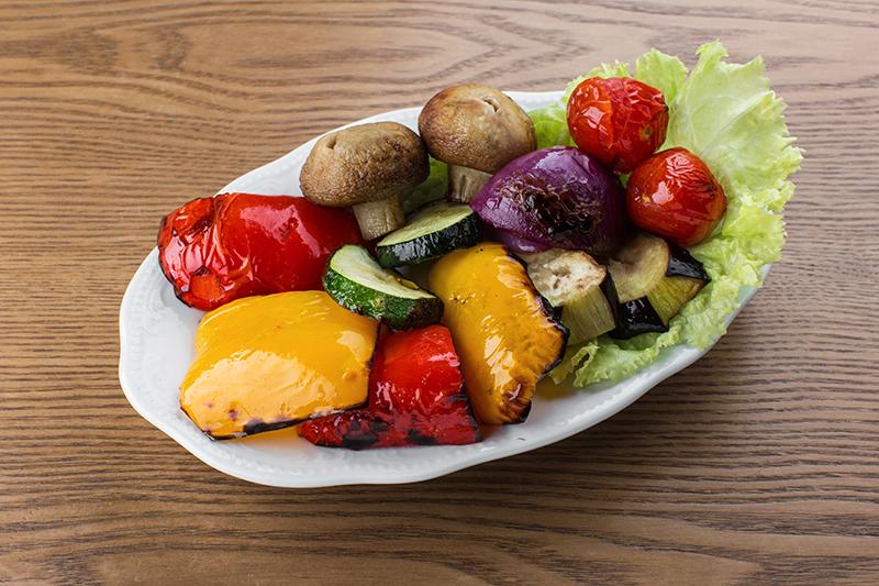 Шашлык овощной