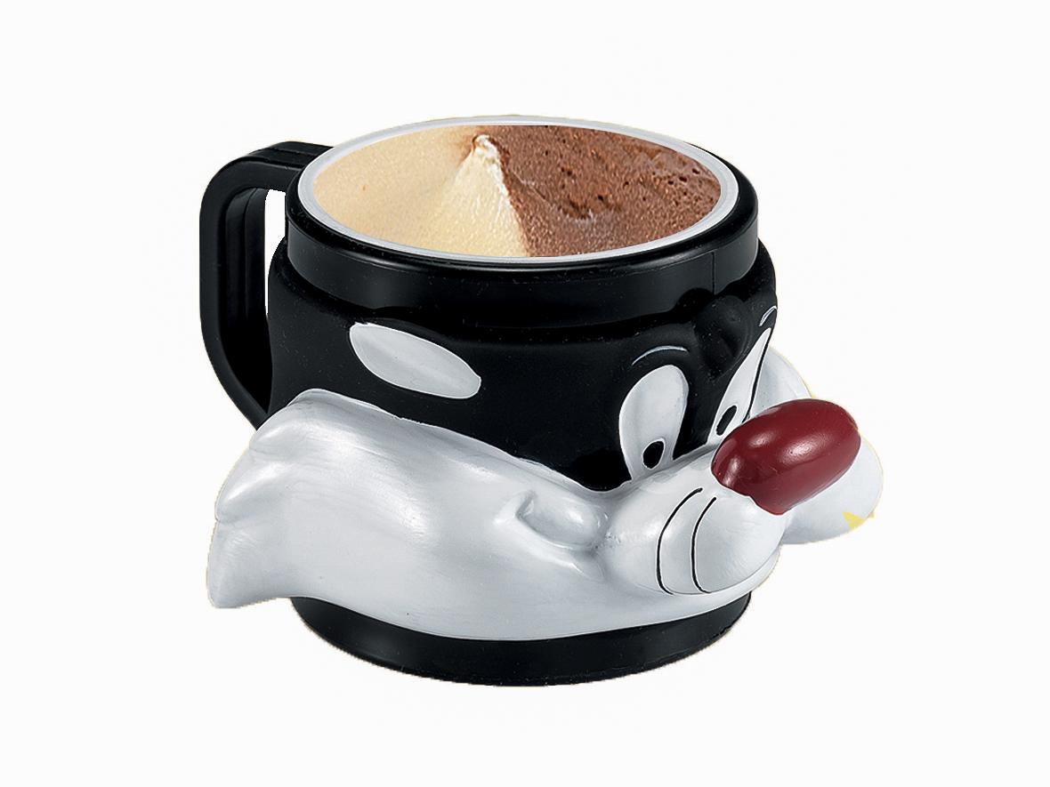 Мороженое Looney Tunes Кот Сильвестр