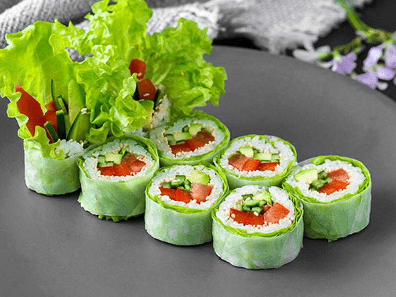 Фрэш ролл овощной