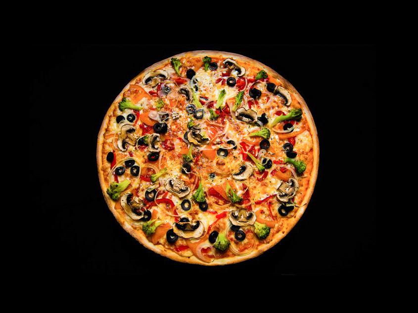 Пицца Вегетале