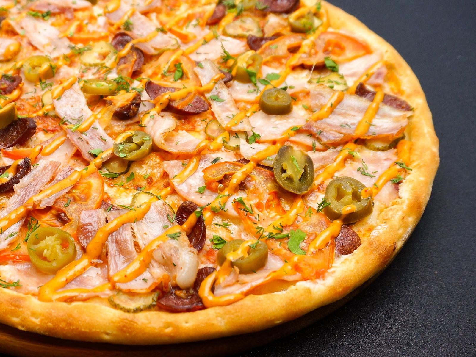 Пицца Огненная Чили