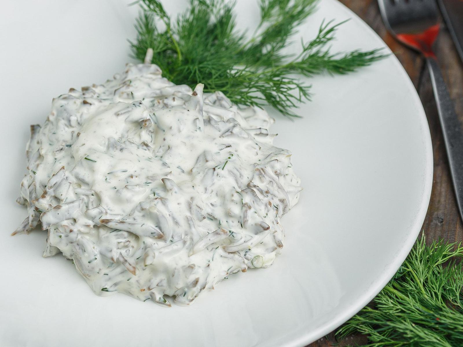 Салат Мясо в Цехтоне