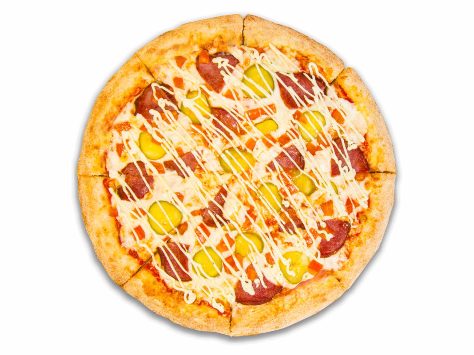 Пицца Донер