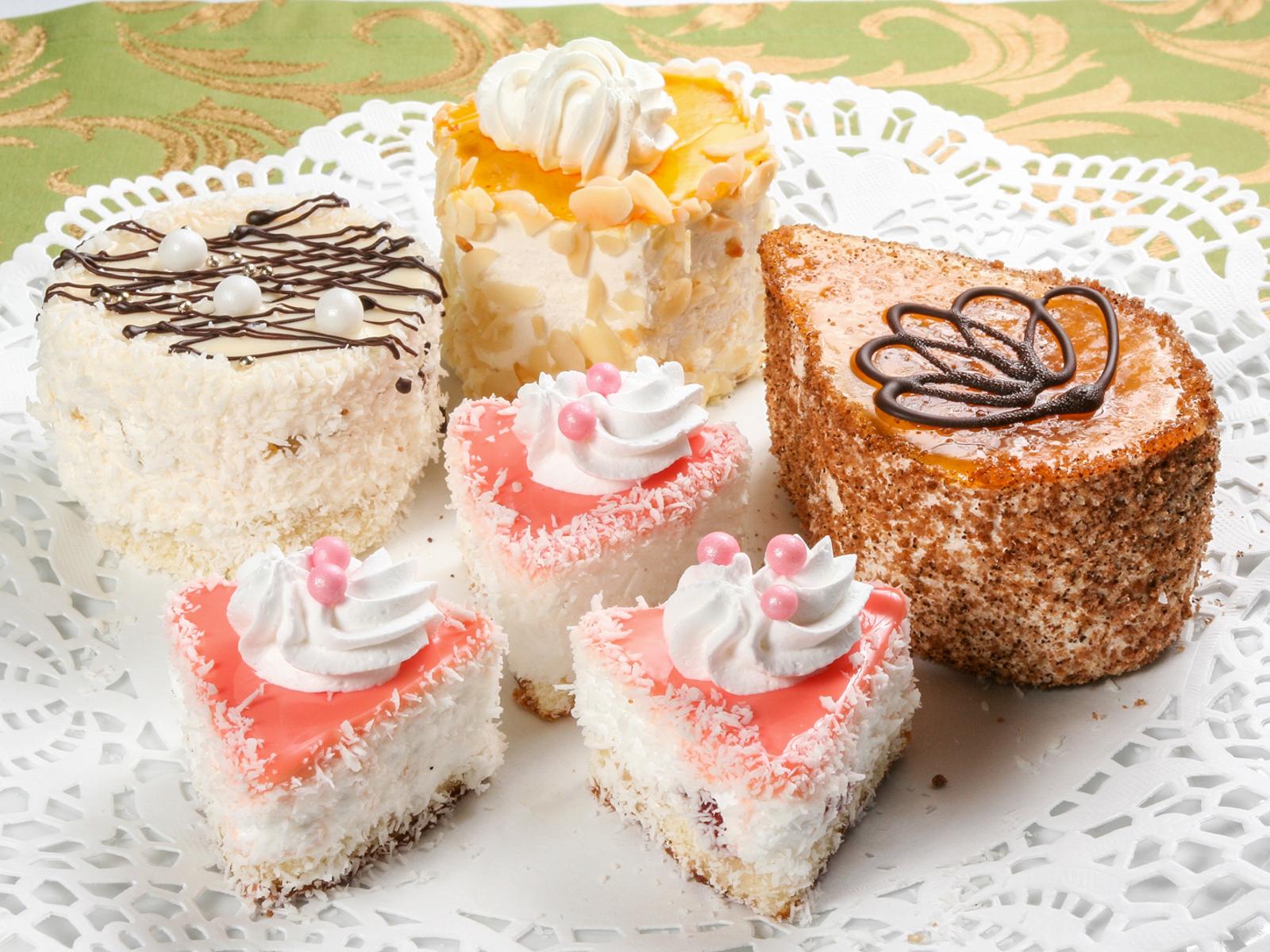 Пирожное Принцесса