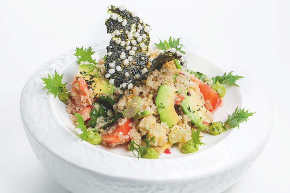 Перуанский салат