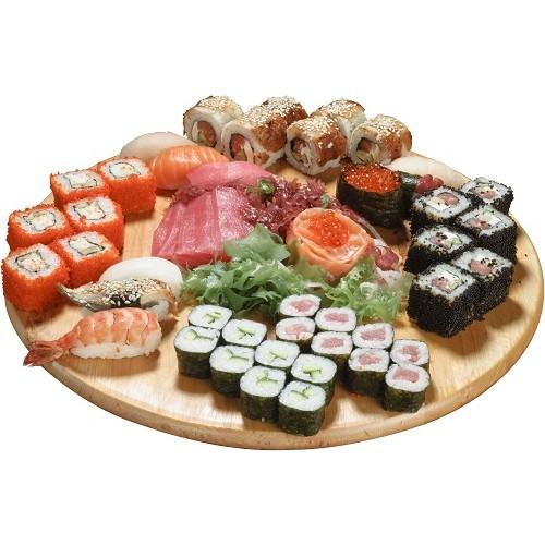 Сет №6 из суши, роллов и сашими