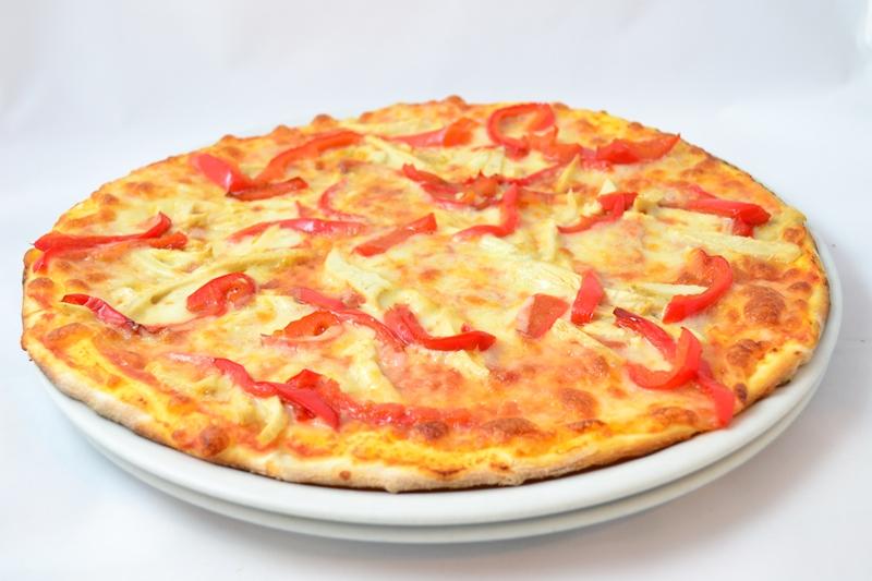 Пицца Курица с перцем