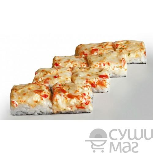 Ролл Суши пицца с курой