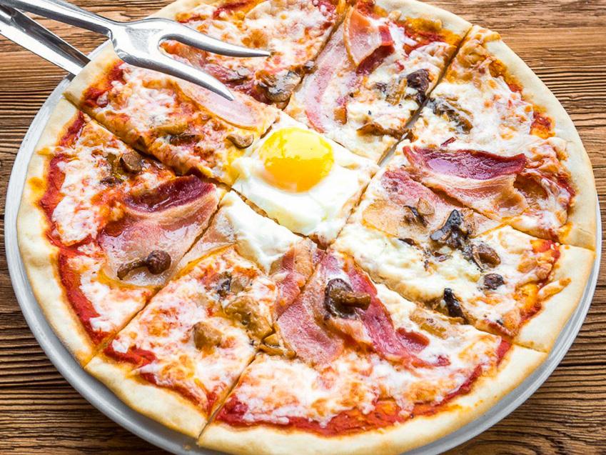 Фирменная пицца Нью Бронкс