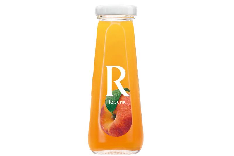 Cок Rich персиковый