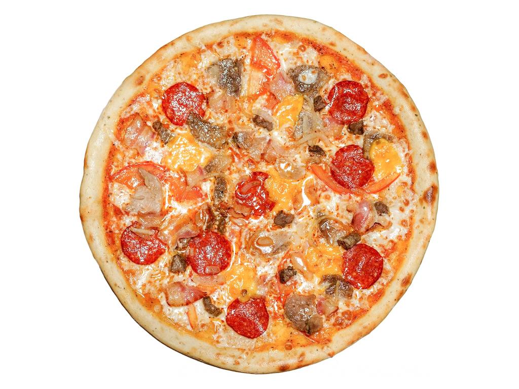Пицца Мясной Хит