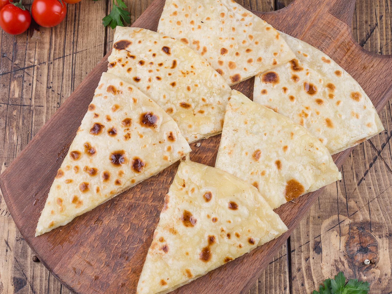 Пичча-нон с сыром