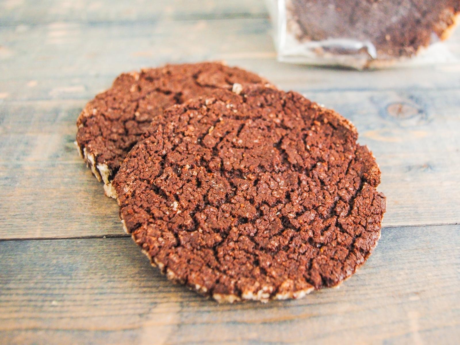 Печенье Шоколадный цитрус