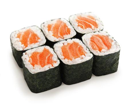 Классические с лососем