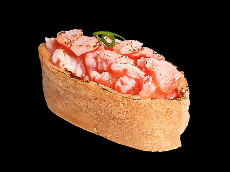 Сяке инари суши