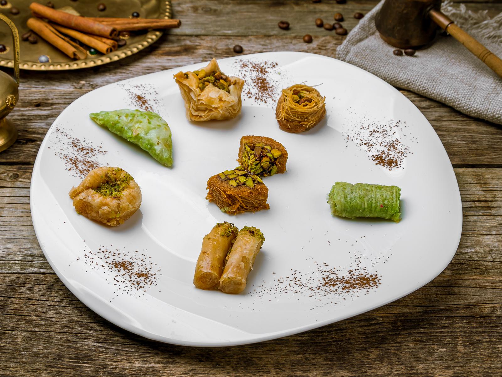 Ливанские сладости