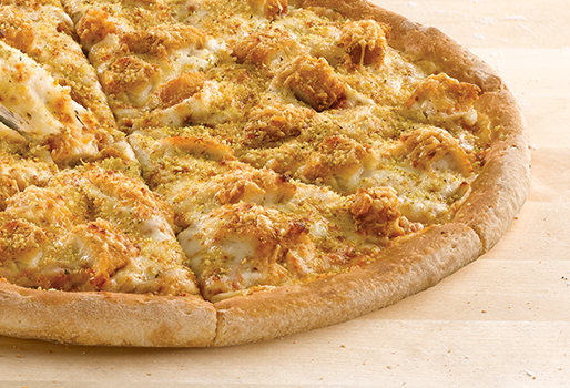 Пицца Чесночный Цыпленок Пармезан