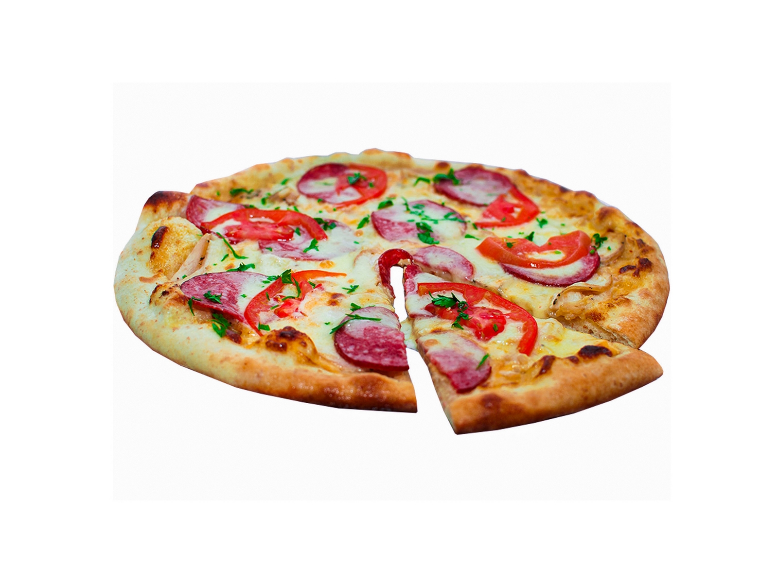 Пицца Спайси ди поло