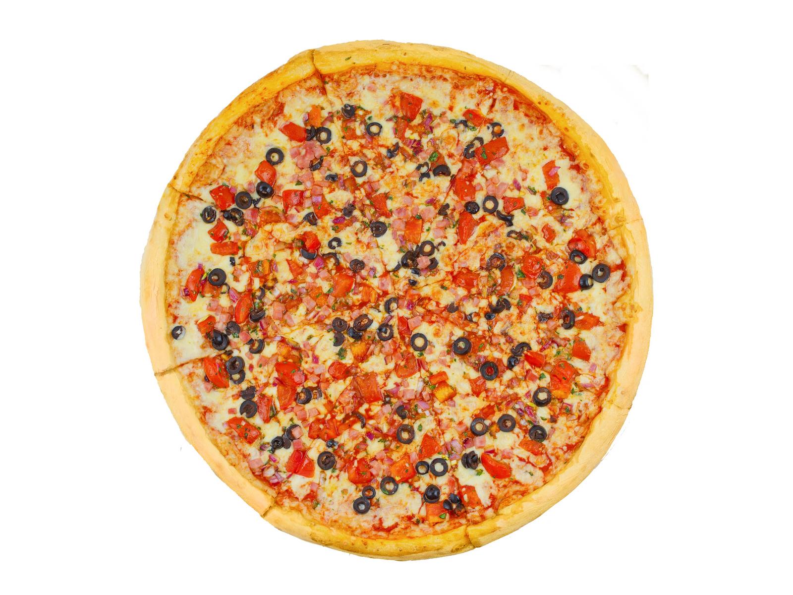 Пицца Дельфийская