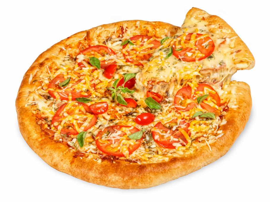 Пицца с цыпленком