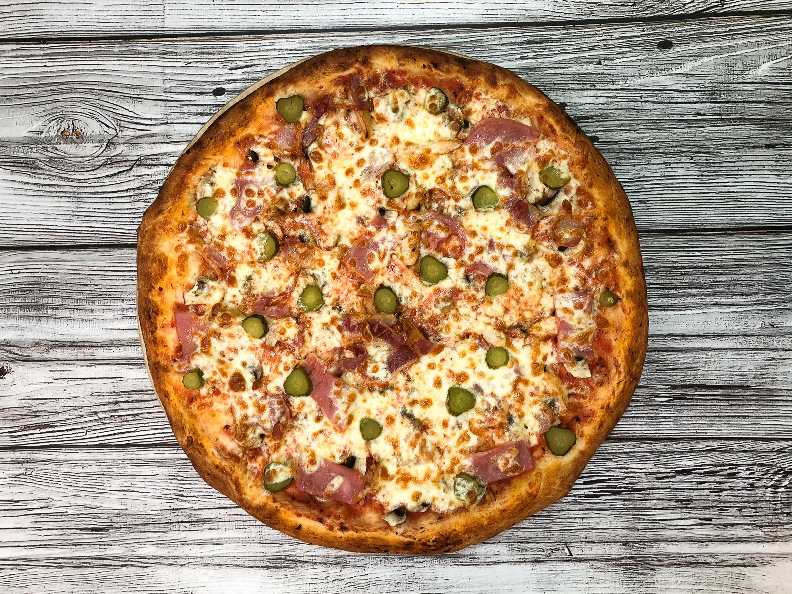 Пицца Мит Love