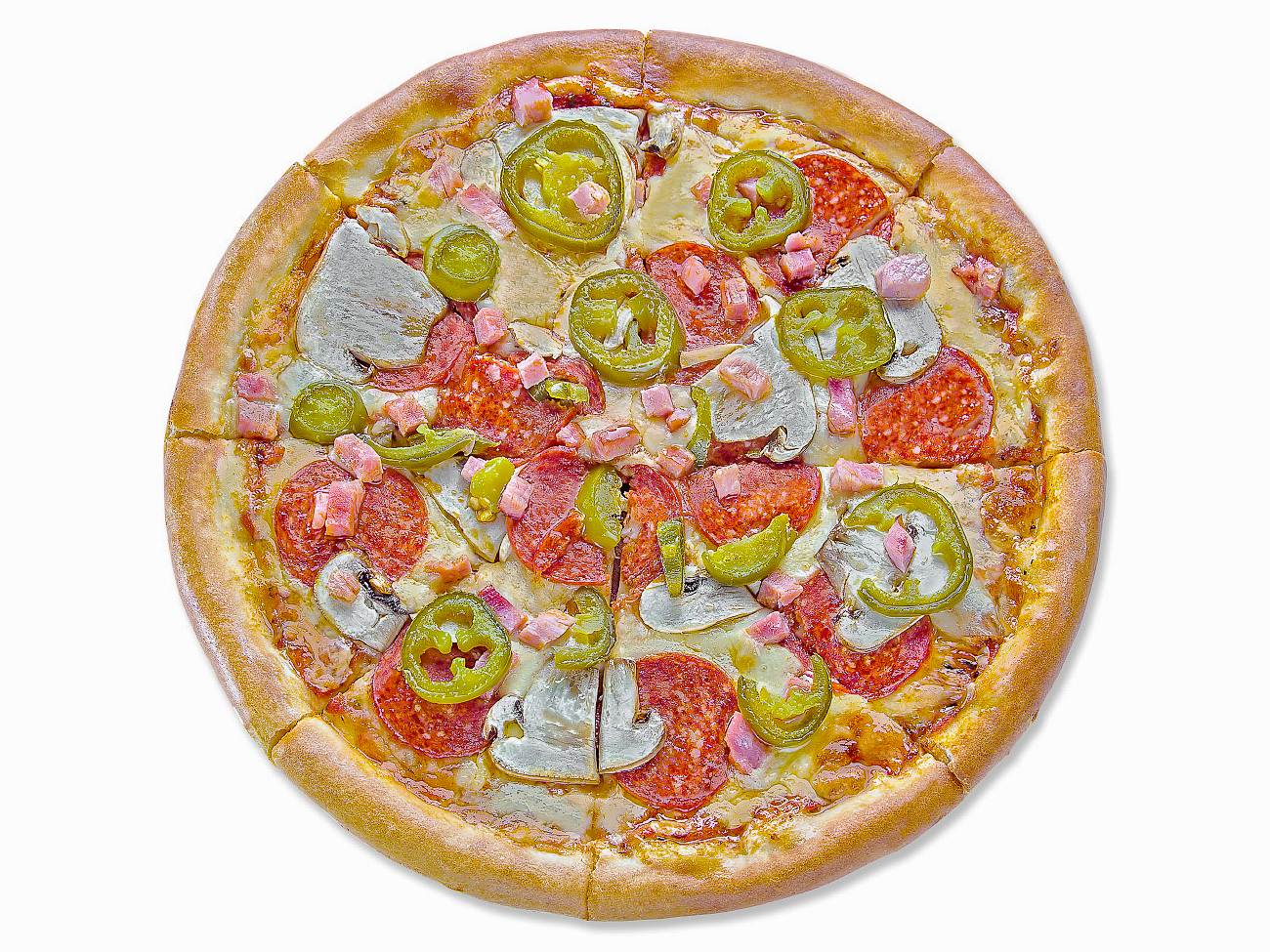 Пицца Дракон 25 см