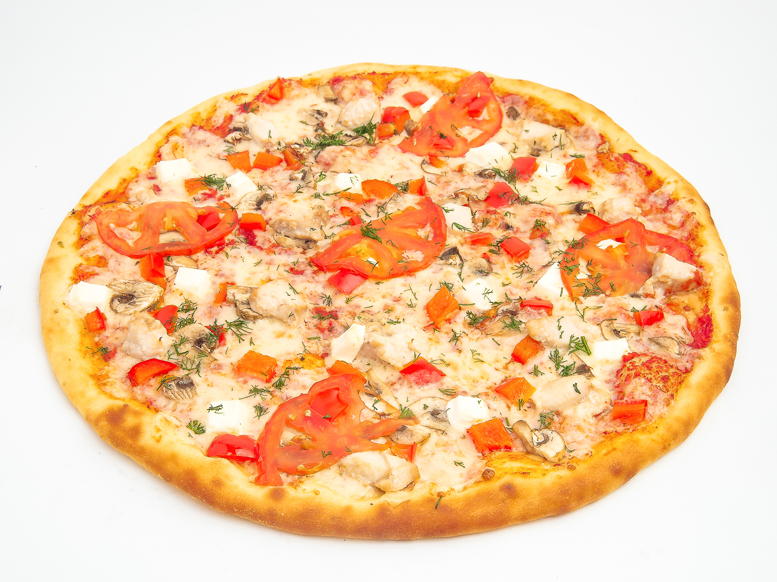 Пицца Феретто
