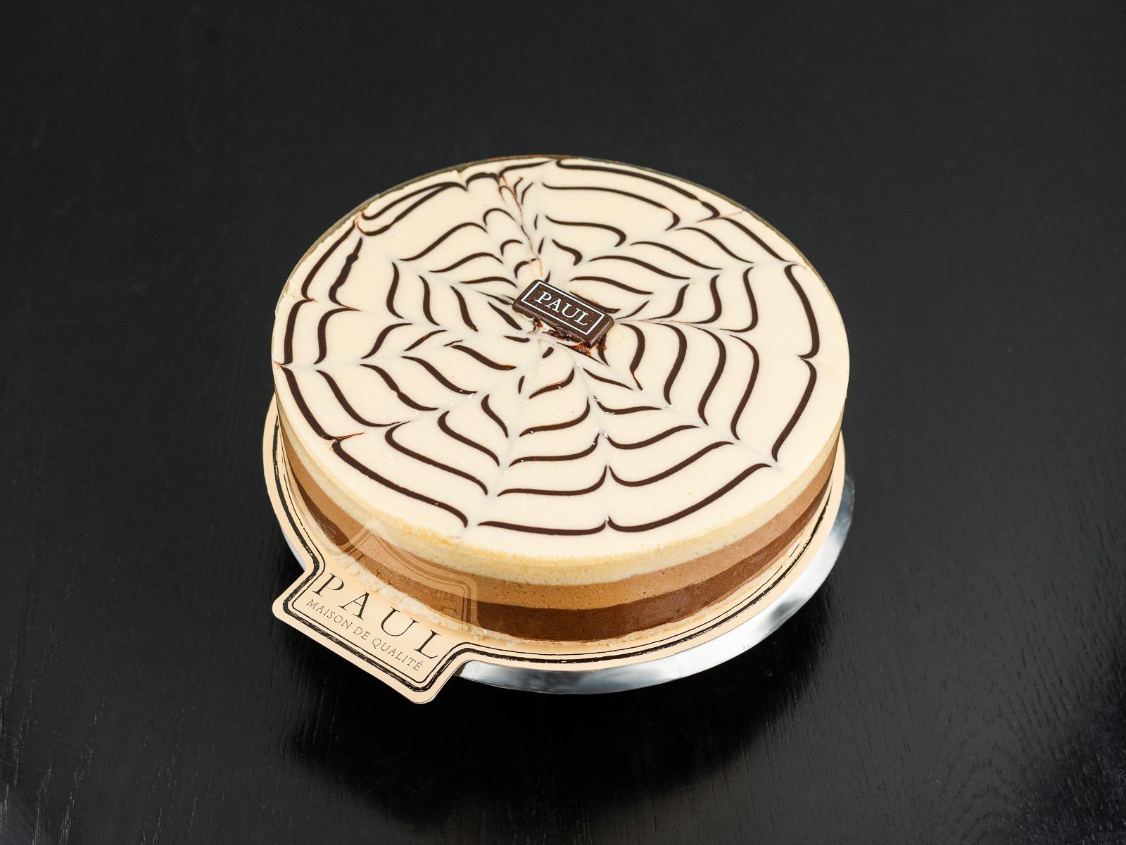 Торт Шоколадное трио