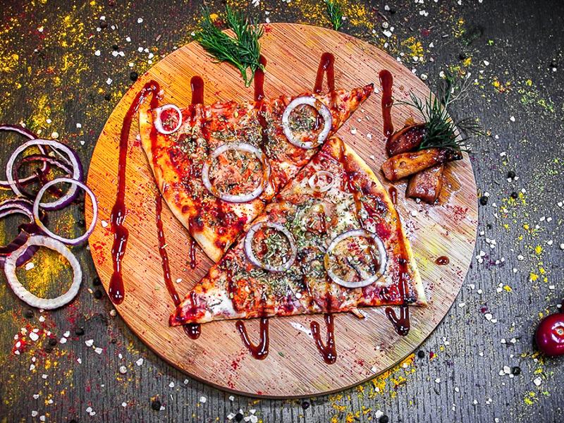 Пицца Пескаторе