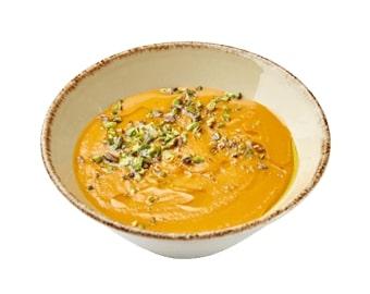 Суп - пюре из батата