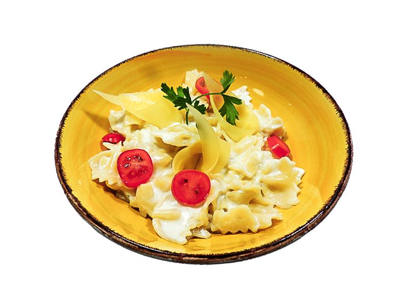 Бантики с сыром