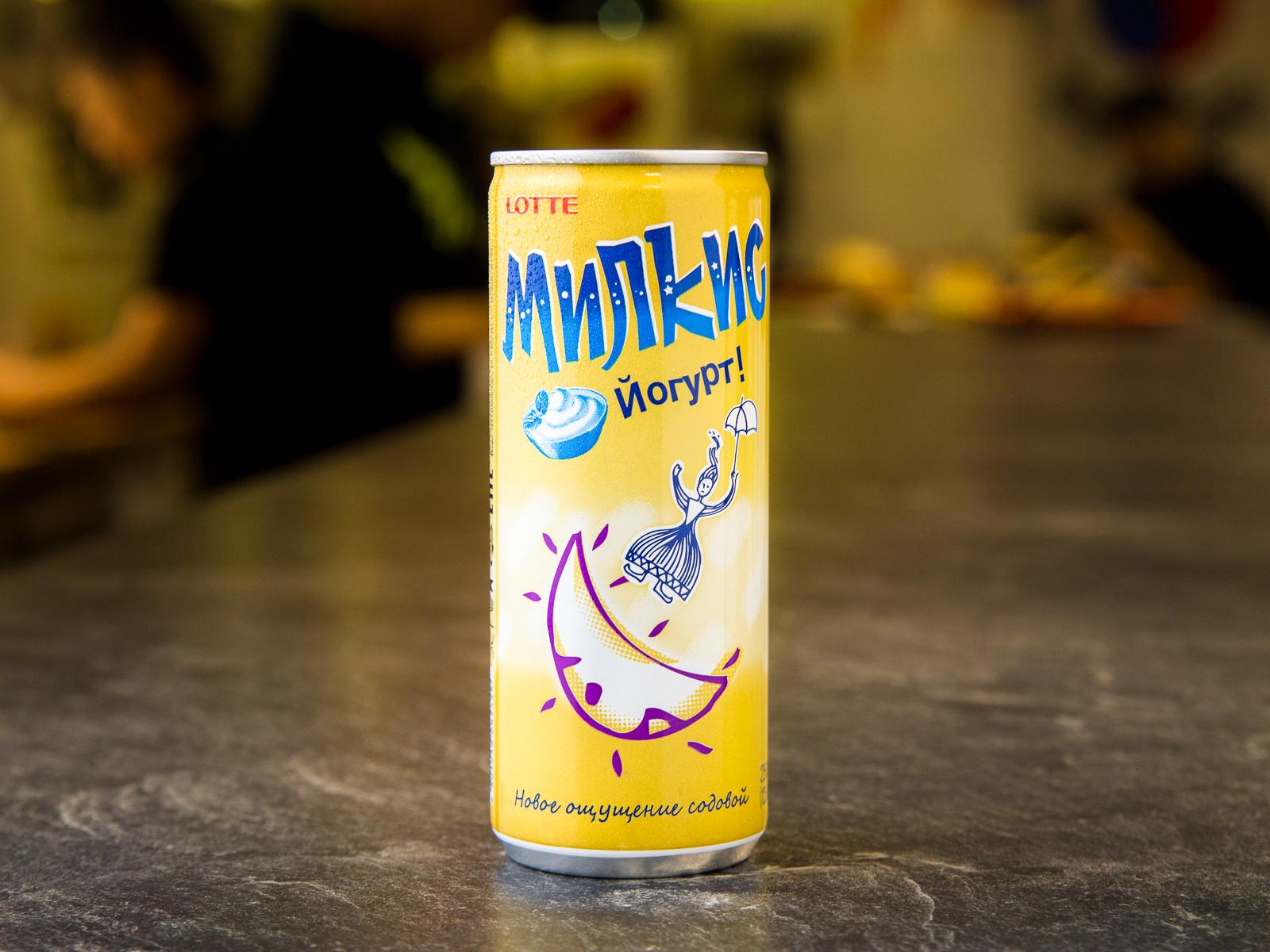 Напиток Milkis йогурт