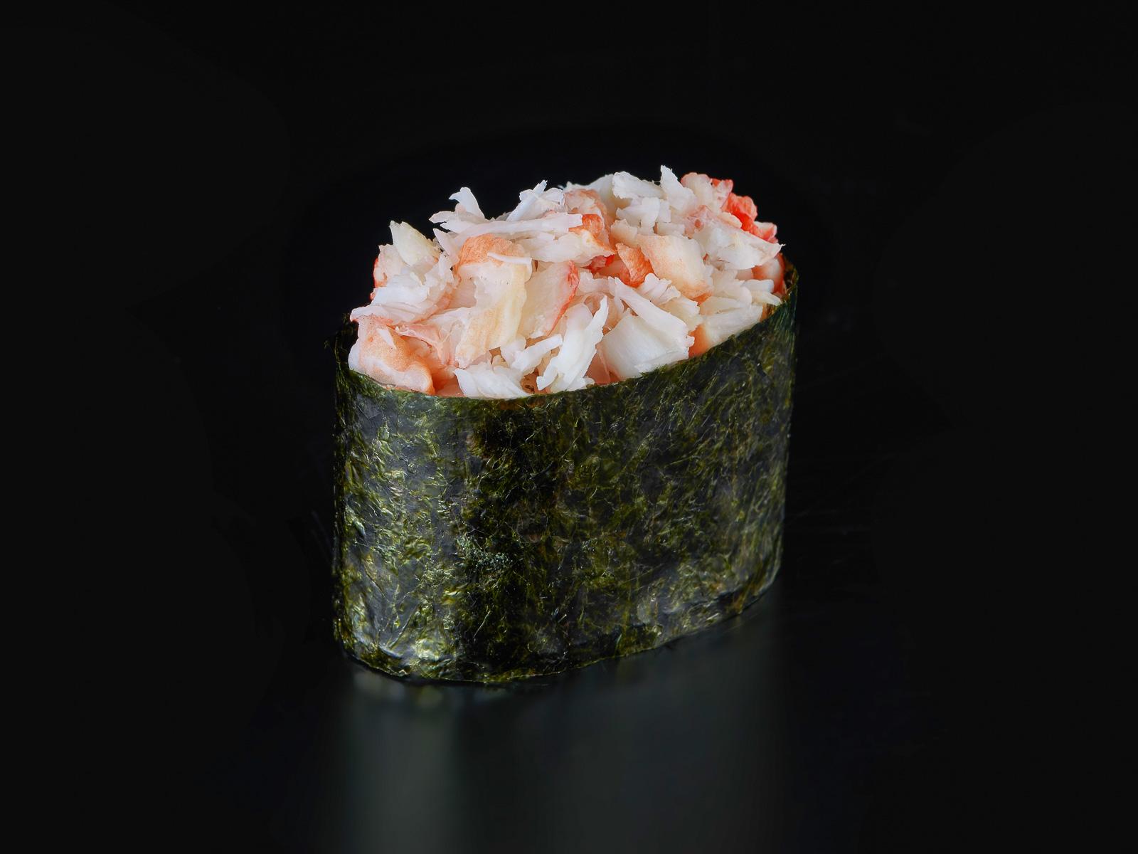 Суши Дункан креветка