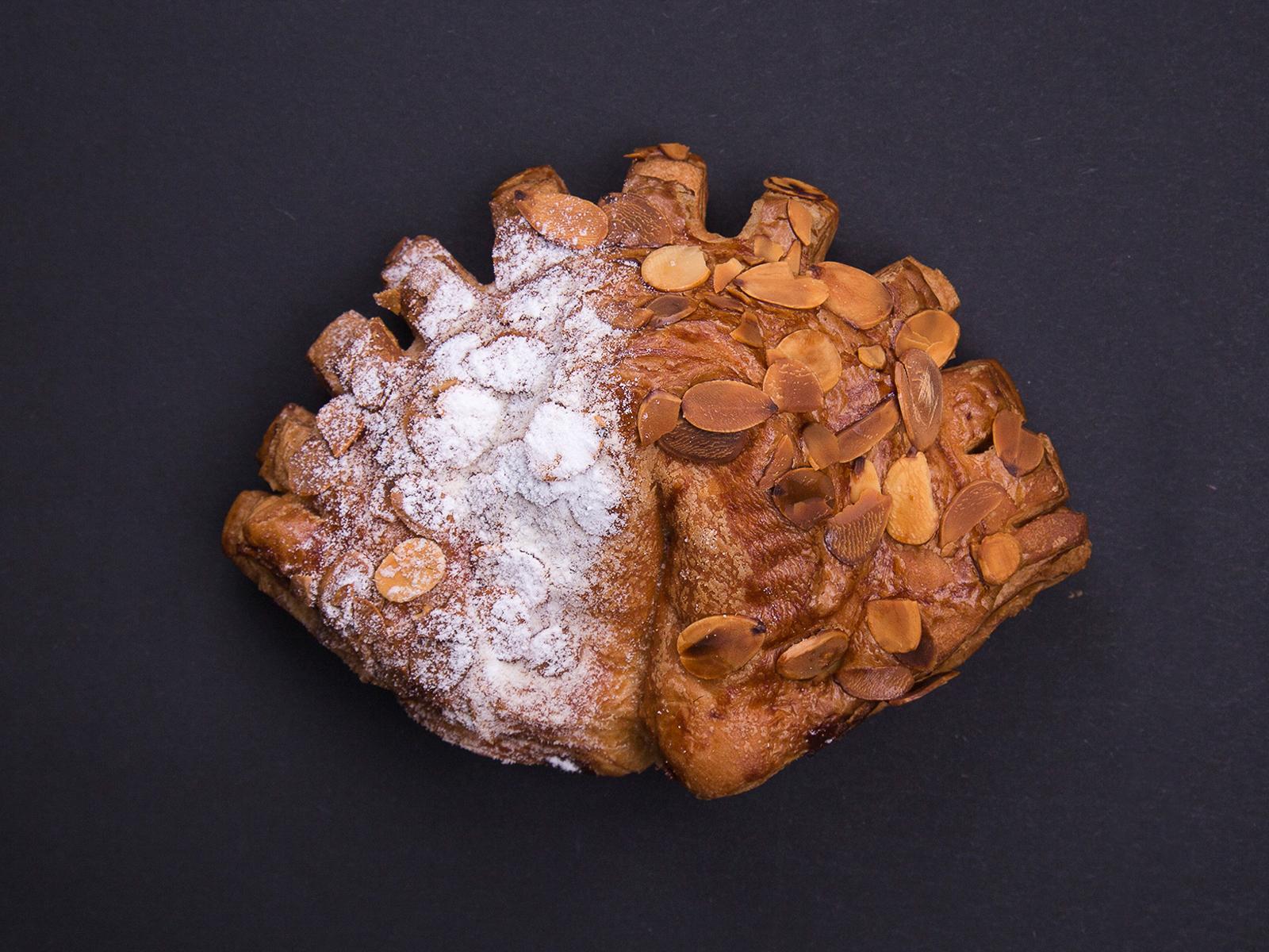 Подкова шоколадно-ореховая