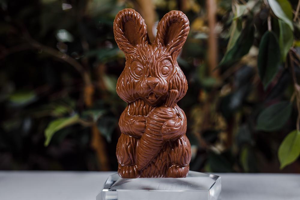 Заяц шоколадный