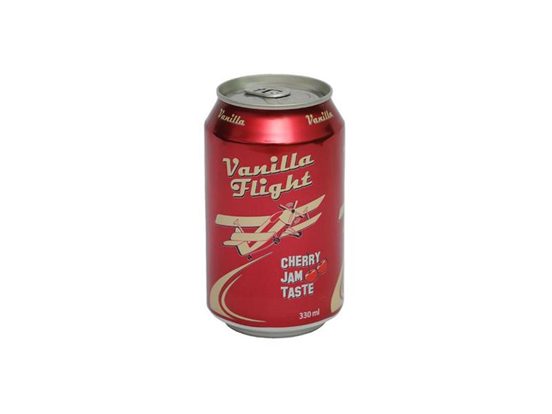 Vanilla Flight Cherry Jam