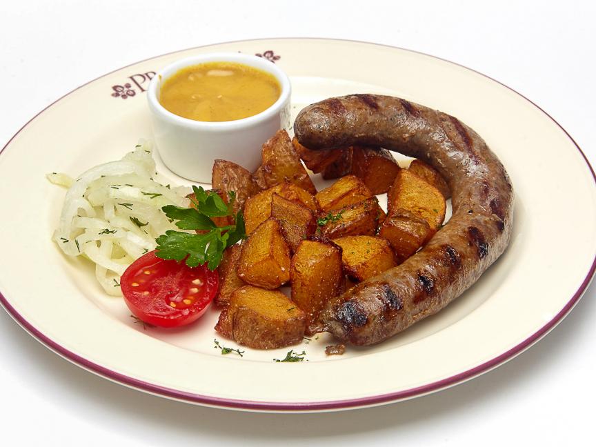 Колбаска L из говядины